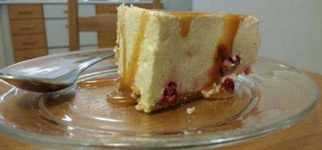 Awesome Cheesecake Recipe, and Why You Couldn't Afford Mine
