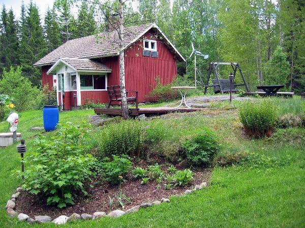 All Finnish grandparents live like this. Photo by samulili.