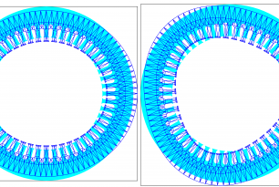 Magnetomechanical Coupling – Physics and FEA Models