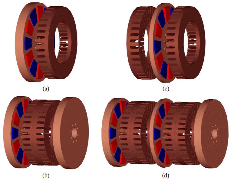 Axial Flux Motor Design Software